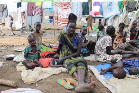 Asylum seekers are stuck in appalling conditions in Ethiopia's Gambella region