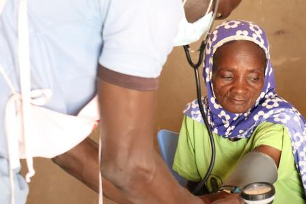 Burkina Faso: Providing healthcare in a region ravaged by violence