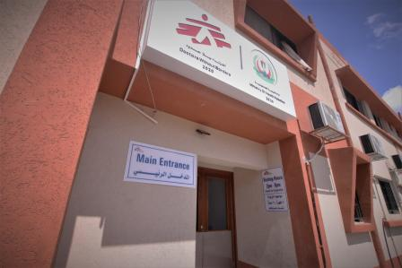 COVID-19 places further pressure on Gaza's overstretched healthcare system