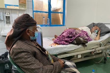COVID-19 hits Yemen again, testing a broken healthcare system
