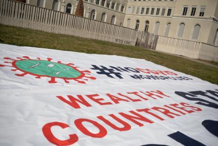 COVID-19 monopoly waiver: EU, UK, Switzerland, Norway must stop blocking negotiations on landmark pandemic monopoly waiver