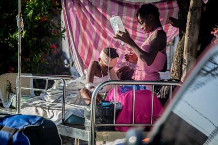 Haiti Earthquake Crisis