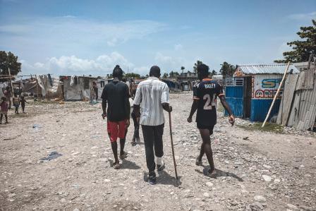 Haiti: Earthquake survivors need continued care in the south
