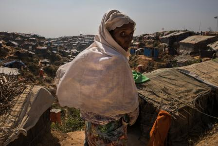 Opinion: We Rohingya refugees could simply become invisible